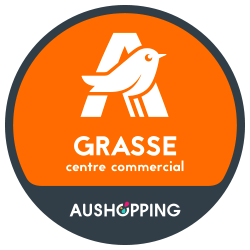 Centre Commercial Aushopping GRASSE
